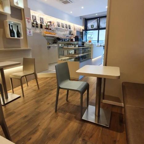 Restyling Bar Dolcemente Amici